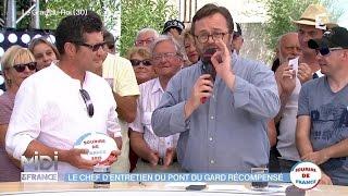 SUIVEZ LE GUIDE : Le Pont du Gard, la passion d