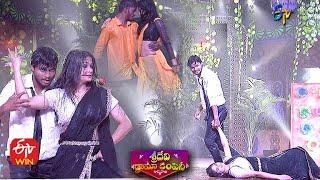 Dhee Team Dance Performance   Sridevi Drama Company   15th August 2021   ETV Telugu