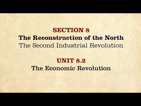 MOOC | The Economic Revolution | The Civil War and Reconstruction, 1865-1890 | 3.8.2