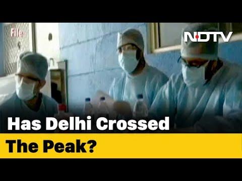 Covid-19 News: Decline In Delhi's Active COVID-19 Cases