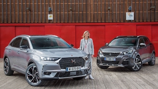 A bord du DS7 Crossback (2017)