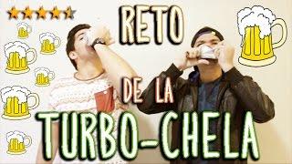 RETO DE LA TURBO CHELA | RETO EXTREMO Thumbnail