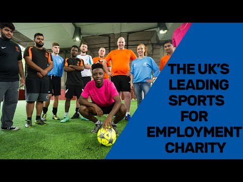 Street League - The UK's Leading Sport for Employment Charity