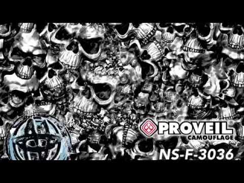 Proveil Camo® - Reaper Black NEW™ - Northstar Hydrographic Supply