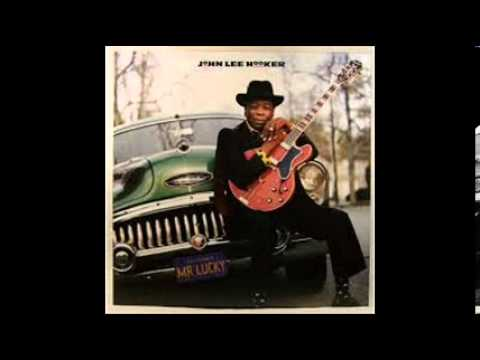 John Lee Hooker - ONLY BLUES MUSIC
