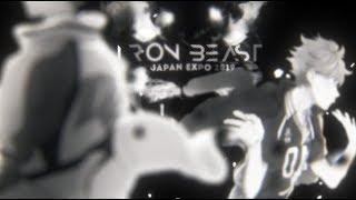 「AMV」IRON BEAST   Sports (animix) - Japan Expo 2019