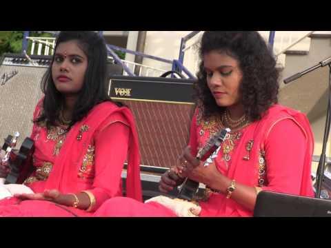 Mandolin Sisters live @ Harbour Stage, City Centre Monday, June 5 2017