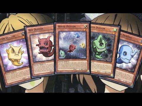 My Duston Yugioh Deck Profile for March 2019
