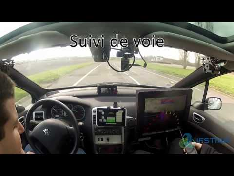 2013 - ABV shared autonomous driving IFSTTAR LIVIC