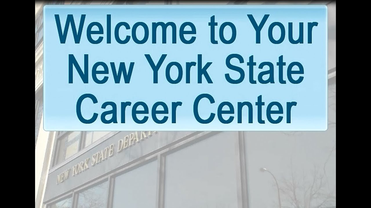 Programs & Tools - New York State Department of Labor