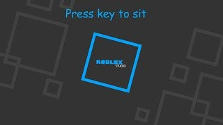 Press key to sit supports 3 device [[ ROBLOX ]]