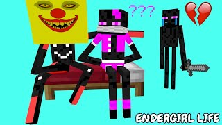 Monster School : Enderman Life (Rescue endergirl)