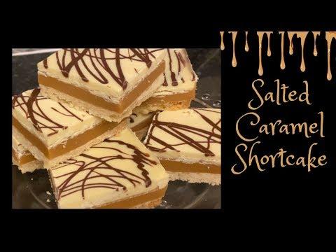 salted-caramel-shortcake-|-millionaires-shortbread-|-easy-recipe