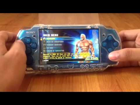 How To Unlock Everything In Wwe All Stars (psp)