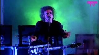 "The Cure ""Bananafishbones"" @ San Miguel Primavera Sound 2012"