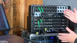 DSPro StageGrid 4000 vs Sound Studio STG 2412