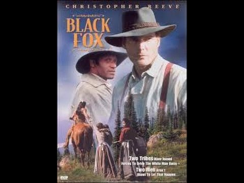 Black Fox (1995) Part2 1995 Western -  Christopher Reeve, Raoul Max Trujillo, Tony Todd
