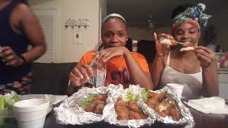 Hot sauce challenge...who's gonna tap out 1st?