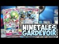 Alolan Ninetales GX / Gardevoir - Pokemon Trading Card Game Online Gameplay