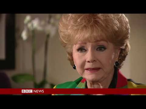 BBC HARDtalk - Debbie Reynolds, Actress (14/4/10)