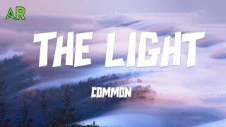 Common - The Light (Lyrics)
