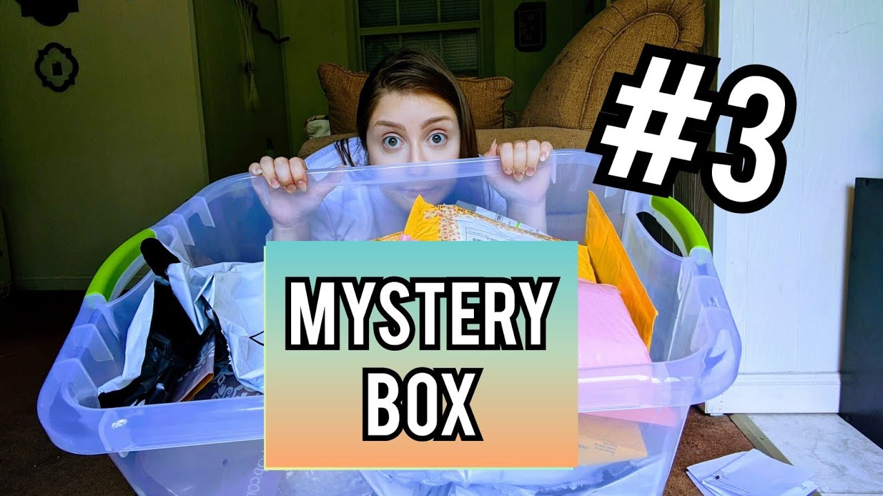 Giant MYSTERY BOX of Squishies #3