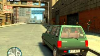 Daewoo tico SX 96r do GTA IV