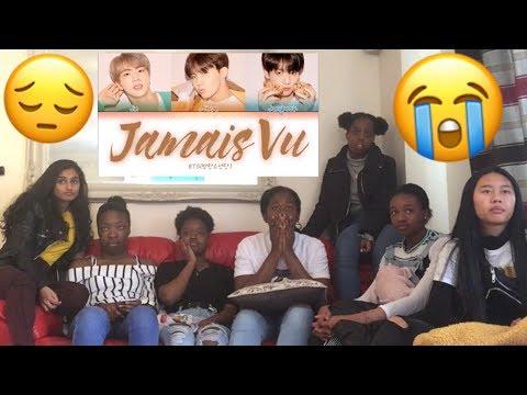 BTS (방탄소년단) - Jamais Vu (Color Coded Lyrics Eng/Rom/Han/가사) REACTION