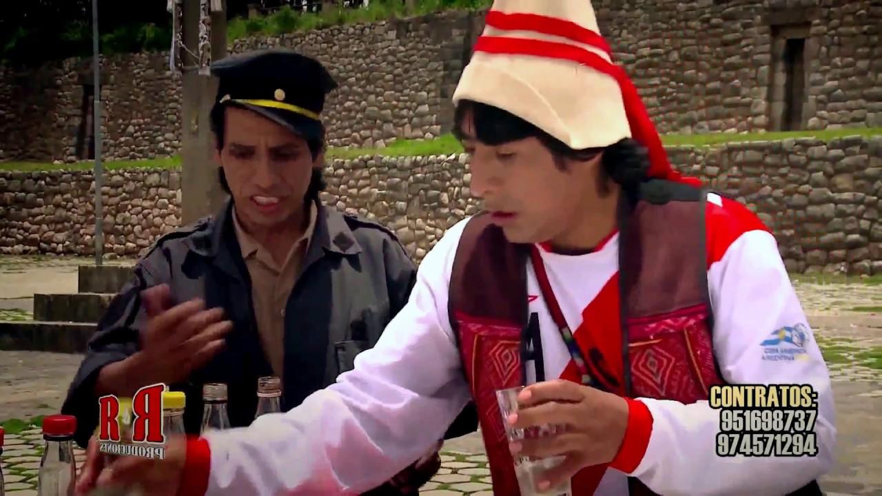 Cholo Juanito y Richard Douglas - Vendedor Ambulante (Emoliente) #1