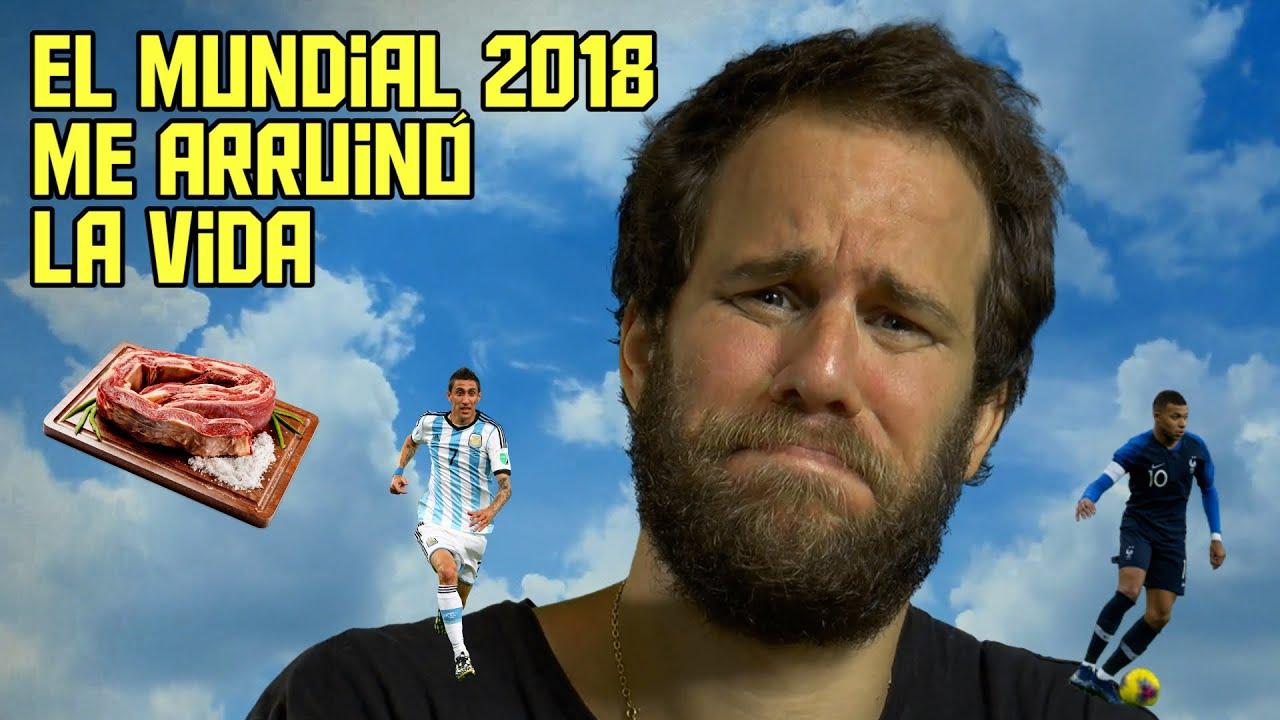 El MUNDIAL 2018 Me ARRUINÓ La VIDA