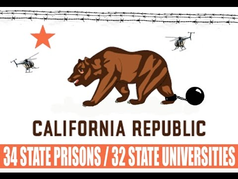 Rattling the Bars: The gradual abolition of prisons across the United States...except for California
