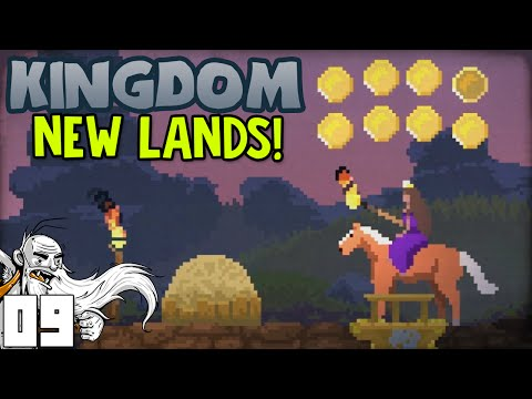 """Kingdom New Lands Gameplay - """"FARMERS MAKE YOU SO RICH!!!"""" Ep09 - Let's Play Walkthrough"""