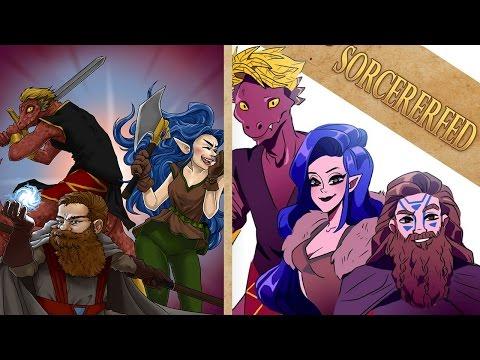 The Return of Glancti-fer! - SorcererFed Dungeons & Dragons Part 6