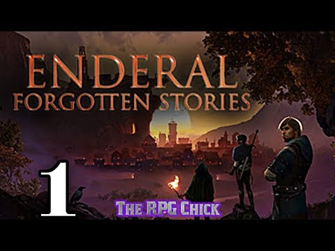 Let's Play Enderal - Forgotten Stories (Skyrim Mod - Blind), Part 1: Troubled Beginnings