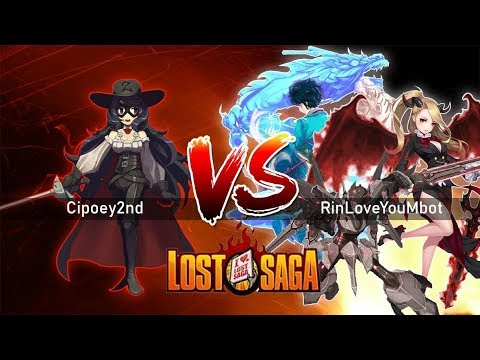 Lost Saga Indonesia RinLoveYouMbot Sultan Vs Pro Bounce