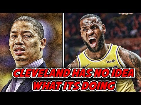 The Cavaliers are a Huge Mess After LeBron Left, Ty Lue Gets Fired | NBA News