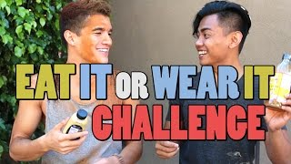 EAT IT OR WEAR IT CHALLENGE! thumbnail