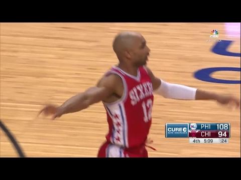 Gerald Henderson | Highlights vs Bulls (3.24.17)