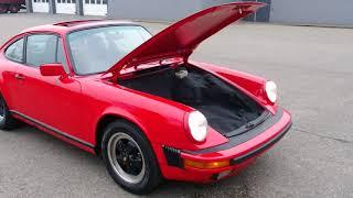 1988 Porsche 911 for sale @ Vemu Car Classics (Po17943)