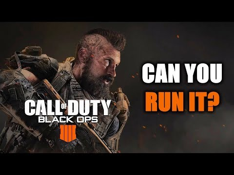 Call of Duty Black Ops 4 - PC Performance Review
