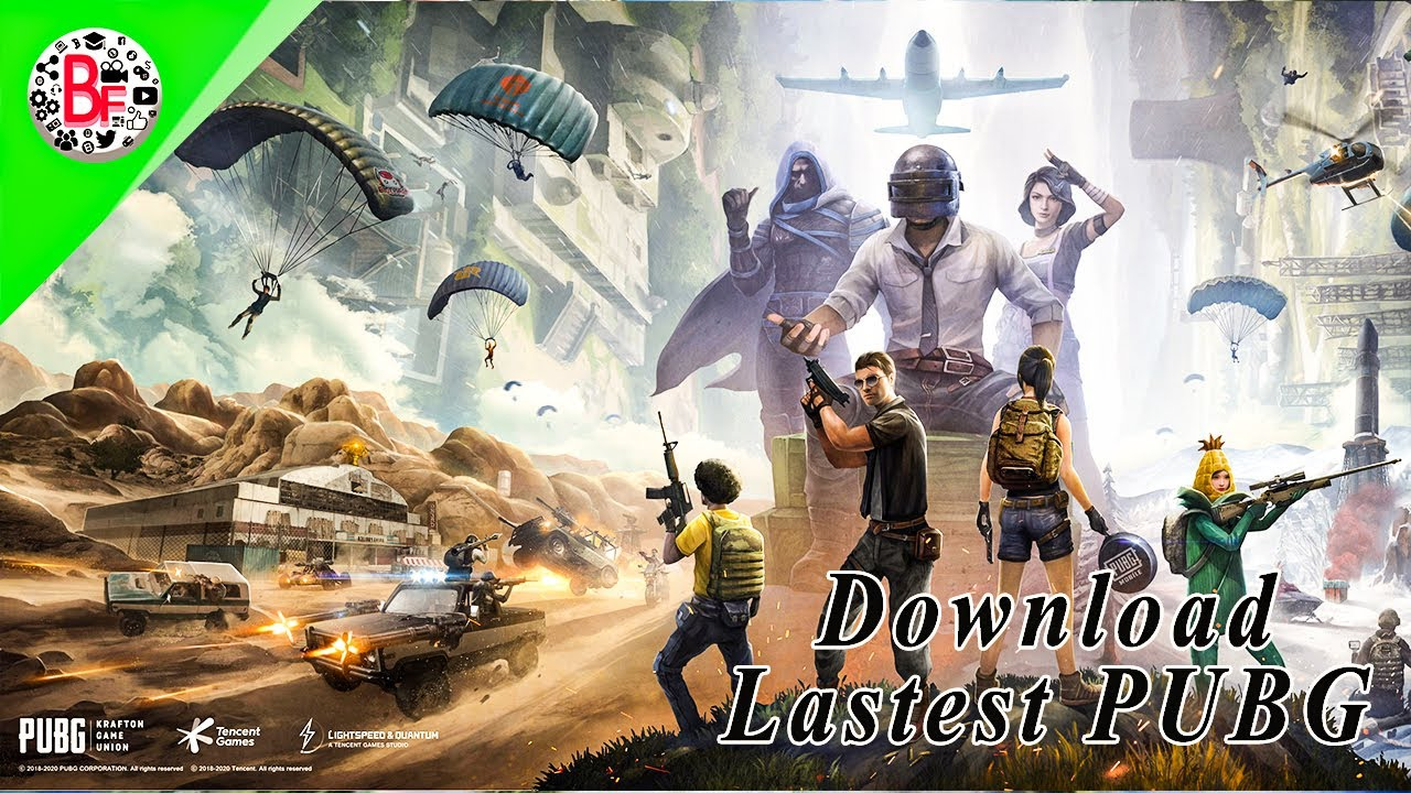 How To Install Pubg mobile Erangel 2.0 Without VPN (2020) - தமிழில்