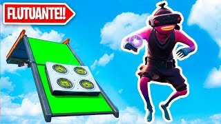 Apostei V Bucks Com O Canal Intenso No DEATHRUN Flutuante No Fortnite..! (Modo Criativo Fortnite)