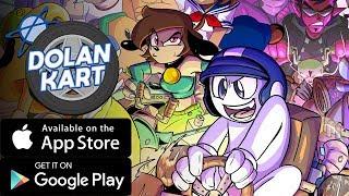 WE MADE A VIDEO GAME - Dolan Kart