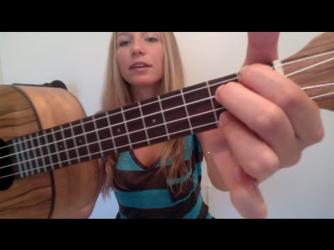 How to Play: Crazy by Gnarls Barkley (Ukulele Tutorial by Jody Samascott)