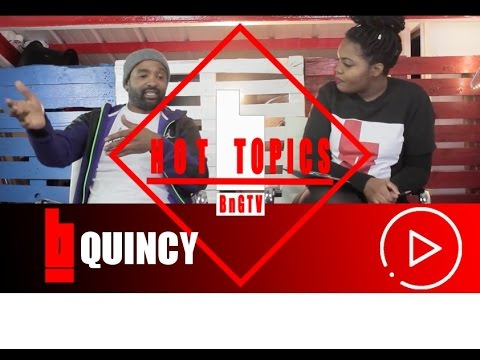 Quincy - Qozo Medici, Gangland, Realife,15 Years In Prison | HOTTOPICS | BnG.TV