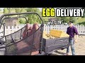 SELLING BOXES OF EGGS WITH MAHINDRA | FS