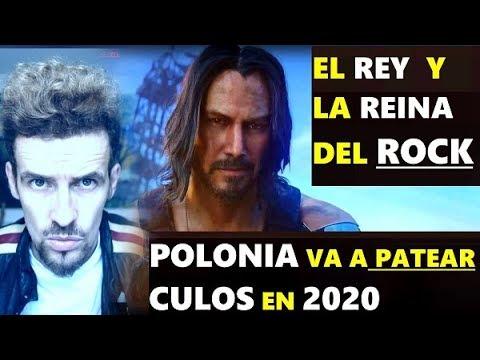 E3 2019-CYBERPUNK 2077 Y DYING LIGHT 2 : MUNDOS ABIERTOS DEJANDO EN RIDÍCULO A APRENDICES DEL GÉNERO