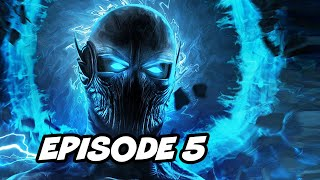 The Flash Season 2 Episode 5 - TOP 5 WTF and Easter Eggs