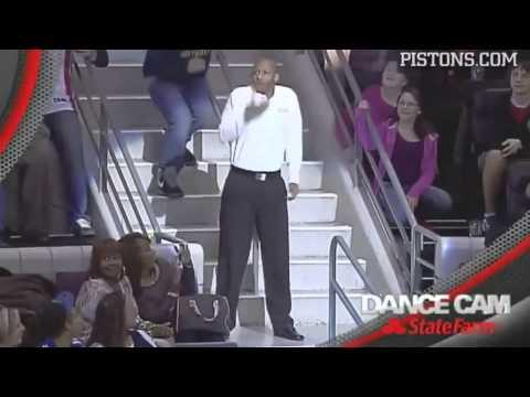 NBA Dance Cam Dance Off - Bob sinclar Rock this party
