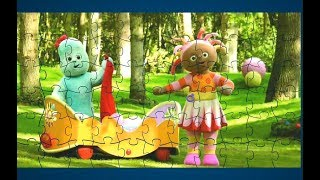 In The Night Garden Iggle Piggle And Upsy Daisy Kids Puzzle
